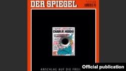 """Coperta săptămînalului """"Der Spiegel"""""""