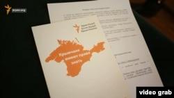 Krym.Realii premiată de Wikipedia