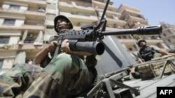 یک مقام امنیتی لبنانی میگوید نیروهای حزبالله و ارتش آن کشور به محل انفجار رفتهاند