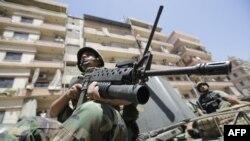 Tripoli, 7-nji iýun, 2013.