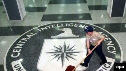 США -- Штаб квартира ЦРУ