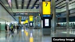 Ադրբեջան - Բաքվի օդանավակայանը, արխիվ