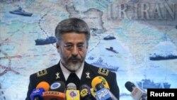 حبیبالله سیاری، فرمانده نیروی دریایی ارتش جمهوری اسلامی ایران