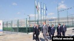 Fiul ministrului transporturilor, Anar Mammadov, Hafiz Mammadov, proprietarul Grupului Baghlan și președintele azer Ilham Aliyev