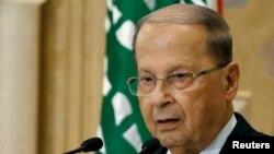 میشل عونبرای ارزیابی شرایط امنیتی لبنانبا وزیران دولتش و نیز مقامهایامنیتی تشکیل جلسه داد.