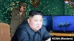 د شمالي کوریا مشر