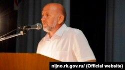 Глава Нижньогірського району, призначений Росією, Олександр Петров