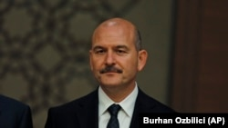 Ministri i Brendshëm turk, Suleyman Soylu.