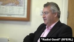Посол Великобритании в Таджикистане Робин Орд-Смит
