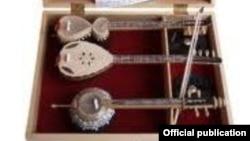 Երաժշտական գործիքներ, արխիվ