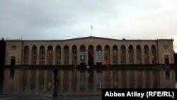 Gəncə şəhər icra hakimiyyətinin binası