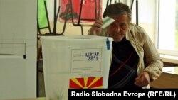 Macedonia - | Macedonia votes to elect new president. Presidential Elections 2014. Skopej- macedonia - 13/4/2014