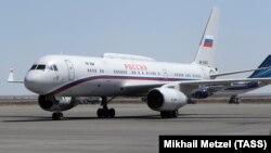 Ил-96 «Ռոսիա» օդանավը, արխիվ