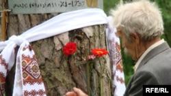 День Пам'яті жертв репресій. Биківня