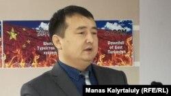 Белсенді Серікжан Біләш. Алматы, 4 наурыз 2020 жыл.