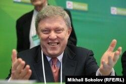 Григорий Явлинский доволен результатом работы съезда