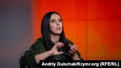 Ukrain yırcısı Camala