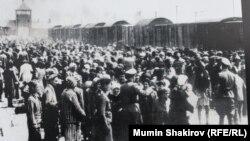Kampi i vdekjes Auschwitz