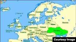 Харитаи Украина аз: http://www.kiev-ukraine-information.com/img/Kiev/maps/ukraine.gif