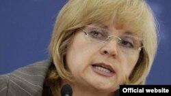 Russian rights ombudsman Ella Pamfilova