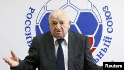 Исполняющий обязанности президента РФС Никита Симонян