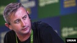 Український письменник, громадський діяч Сергій Жадан