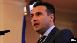 Kryeministri maqedon, Zoran Zaev