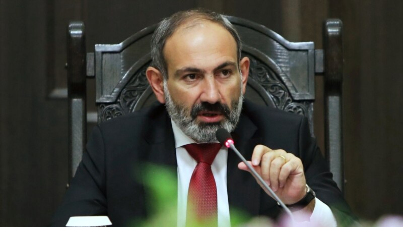 Pashinian Defends Sharp Pay Rise For Ministers