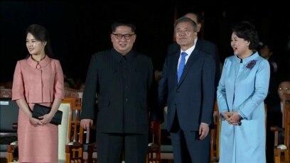 Istorijski susret lidera Severne i Južne Koreje