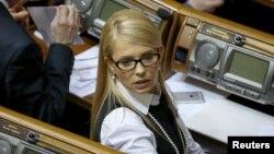 Юлія Тимошенко, фото 16 лютого 2016 року