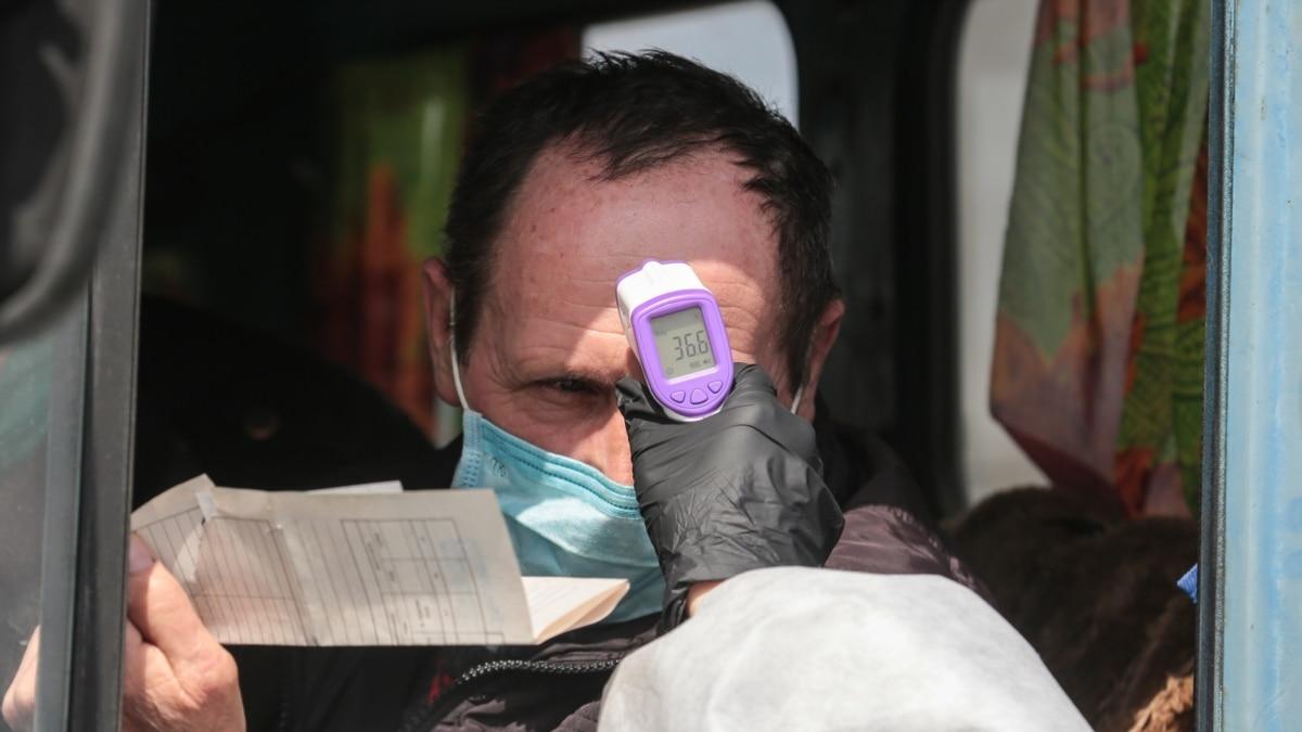 Как перекрыли въезд в Умань через коронавирус – в 16 фото