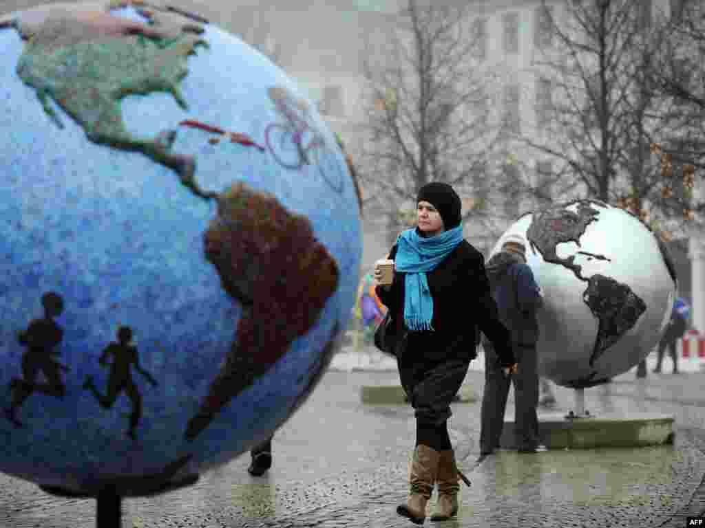 В Дании началась работа всемирного форума по климату