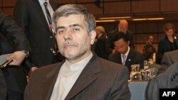 Kreu i Agjencisë Bërthamore të Iranit, Fereidoun Abasi-Davani.