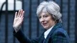Britaniýanyň premýer-ministri Teresa Maý