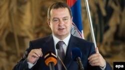 ԵԱՀԿ գործող նախագահ, Սերբիայի ԱԳ նախարար Իվիցա Դաչիչ, արխիվ