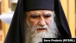 Mitropolit SPC u Crnoj Gori Amfilohije Radović