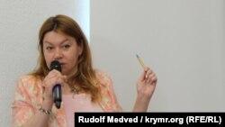 Эвелина Кравченко