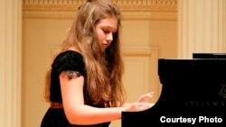 Nastup Naomi Druškić u Carnegie Hall-u, foto: Branka Druškić