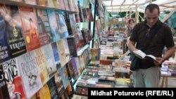 Sajam knjige u Sarajevu, juli 2010, ilustrativna fotografija