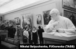 Художня виставка до 150-річчя від дня народження Тараса Шевченка. Київ, 8 березня 1964 року