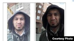 Рахмат Акилов, обвиняемый в совершении теракта в центре Стокгольма.