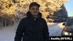 Рәфис Кашапов төрмәдән чыккач