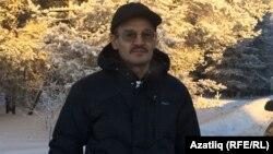 Рафис Кашапов, татарстандық белсенді.
