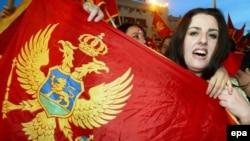 Proslava povodom referenduma o nezavisnosti Crne Gore, 18. maj 2006. - ilustrativna fotografija