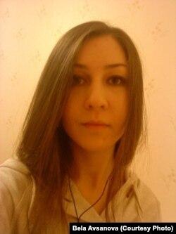Бэла Авсанова, одна из заложниц террористов в бесланской школе