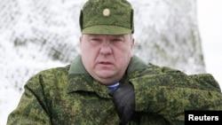 Командующий ВДВ РФ, генерал-полковник Владимир Шаманов