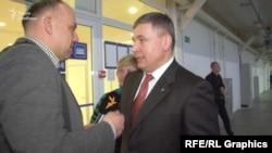 Керівник УДО Валерій Гелетей
