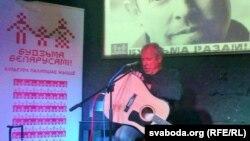 Андрей Макаревич на концерте в Минске 11 февраля 2015 года