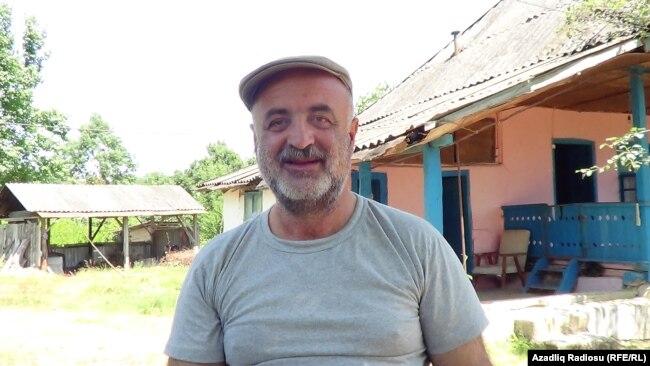 Rafiq Baxşiyev, Astara sakini