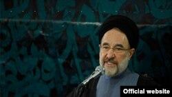 محمد خاتمی بدون تفاهم در سطح بالای نظام جمهوری اسلامی مشکلات حل نخواهد شد.
